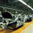 Car production line - Foto de Stock