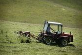 Tractor — Foto de Stock