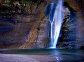 Calf Creek Waterfall — Stock Photo