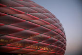 Soccer Arena Munich — Stock Photo