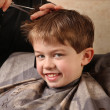 Haircut — Stock Photo
