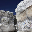 Recycle styrofoam - Stockfoto
