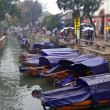 Water village in Tongli, China - Stock Photo