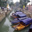 Water village in Tongli, China — Stock Photo #4490446