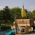 Playground — Stock Photo #4491055