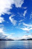 Hong Kong kıyı peyzaj — Stok fotoğraf
