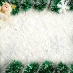 jul gränsen — Stockfoto