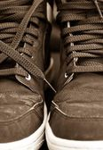 Trainers close up — Stock Photo
