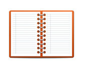 Notebook — Stock Photo