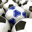 Soccer balls — Stock Photo #5243850