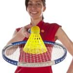 Badminton — Stock Photo #4469569