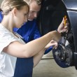 Car repair — Stock Photo #5031044