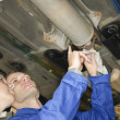 Car repair — Stock Photo #5031863