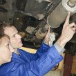 Car repair — Stock Photo #5031884