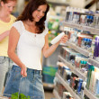 Stock Photo: Shopping series - Brown hair woman