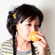 Mandarin Fever - Stock Photo