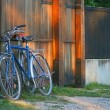 Bicycles — Stock Photo #4502423