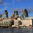 London skyline — Stock Photo #4808827