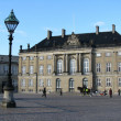 Danish royal palace — Stock Photo #4808926
