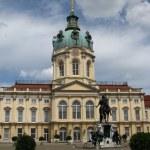 Charlottenburg palace in Berlin — Stock Photo