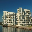 Stock Photo: New modern buildings in Copenhagen