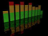 Sound Wave — Stock Photo