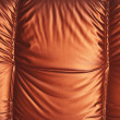 Stock Photo: Red Leather Texture