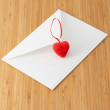 Stock Photo: Love Letter