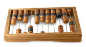 The abacus — Stock Photo