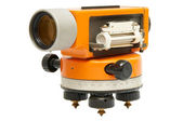 Building theodolite — Stock Photo