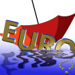 crisis del euro — Foto de Stock   #4660224