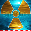 Stock Photo: Nuclear disasters
