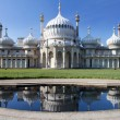 Royal pavilion in brighton in England — Stock Photo