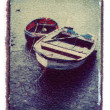 Stock Photo: Boats image transfer