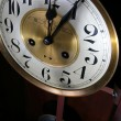 Clock vintage midnight — Stock Photo #4499870