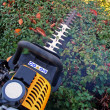 Hedge cutting petrol cutter - 