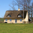 Stock Photo: Farm house danish denmark