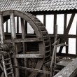 Stock Photo: Watermill