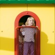 Постер, плакат: Playground play house