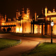 Brighton royal pavilion at night — Stock Photo #4504237