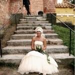Wedding couple — Stock Photo #4504613