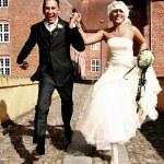 Wedding couple — Stock Photo #4504692