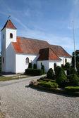 Chiesa danese — Foto Stock