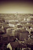 Copenhagen cityscape Denmark — Stock Photo