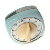 Egg timer cooking — Stock Photo