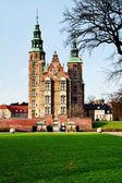 ローゼンボー城コペンハーゲン — ストック写真