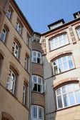 Apartments flats — Stock Photo