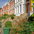 Victorian terrace houses — Stock Photo #4574050