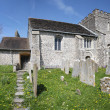 Church England medieval parish bramber — Stock Photo #4574352