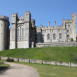 Castle medieval English Arundel — Stock Photo